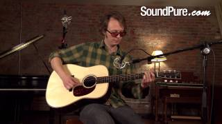 Goodall Guitars Traditional Dreadnought Acoustic Demo