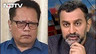 Mizoram MP To NDTV: Mizoram Police Fired In Self Defence - NDTV