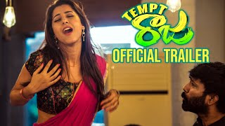Tempt Raja Trailer | Tempt Raja Movie Official Trailer 2020 | Ramky | Divya Rao - TFPC