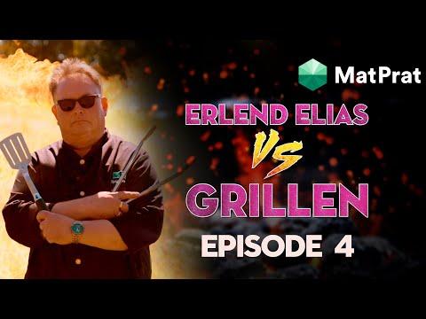 Erlend Elias VS Grillen | Grillkampen! | EPISODE 4