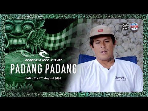 Lee Wilson's Padang Surfari - 2016 Rip Curl Cup Padang Padang