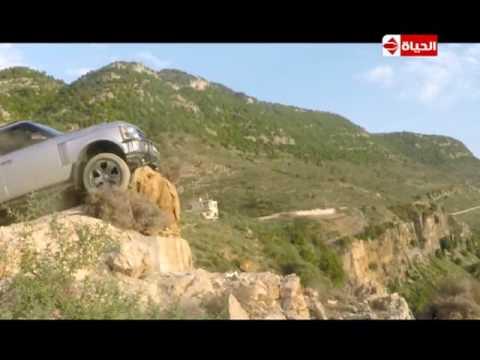 هاني هز الجبل - هاني رمزي يوضح كيفية تأمين السيارة من الوقوع وضمان ثباتها لضمان سلامة الفنانين