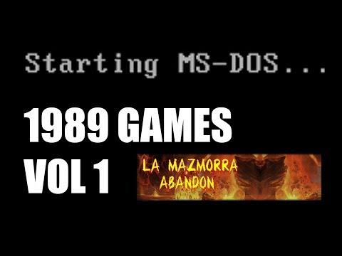 MSDOS 1989 VOL 1