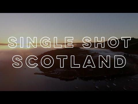 Single Shot Scotland - Crinan