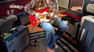 Michael Tuttle Tuned ST Candy Apple Red Electric #484—Quick 'n' Dirty