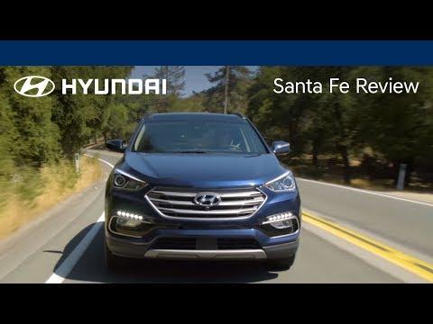 """""""Fresh Style"""" – AutoGuide.com Review   Santa Fe Sport 2017"""