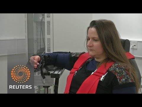 Stroke device could allow self-rehabilitation