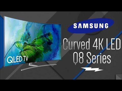 First Look: Samsung QN65Q8C