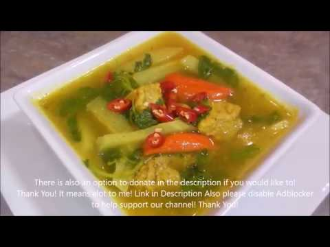 Pork Rib with Holy Basil Sour Soup Recipe