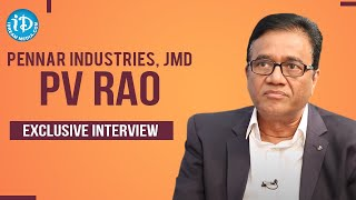 Pennar Industries, JMD, PV Rao Exclusive Interview | Dil Se with Anjali | iDream Telugu Movies - IDREAMMOVIES