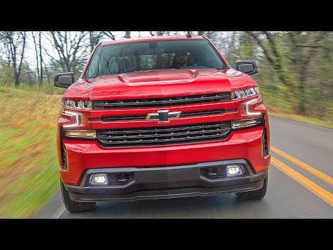 2019 Chevrolet Silverado 1500 ? Engine-Propulsion Line Up