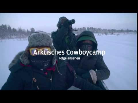 Magie der Polarnacht - Abschnitt 9 Arktisches Cowboycamp