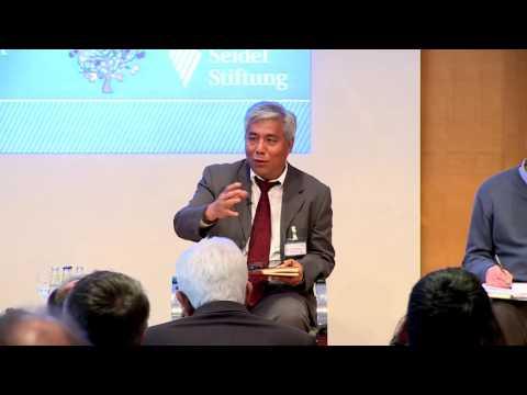 Föderalismus in Myanmar - Munich International Federalism Days 2016