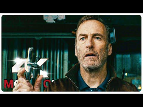 "Movie Trailer : ""I'm Gonna F You Up"" Bus Fight Scene | NOBODY (NEW 2021) Movie CLIP 4K"