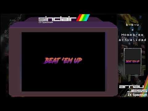 B-E-U + Homebrew de actualidad + Next para Spectrum Vol 4 con el amigo Mike