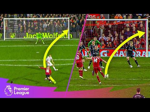 Wayne Rooney & Jordan Henderson SCREAMERS!   Classic goals from Matchweek 19's fixtures   Part 2
