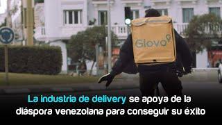 La industria de Delivery se apoya de la diáspora venezolana para conseguir su éxito