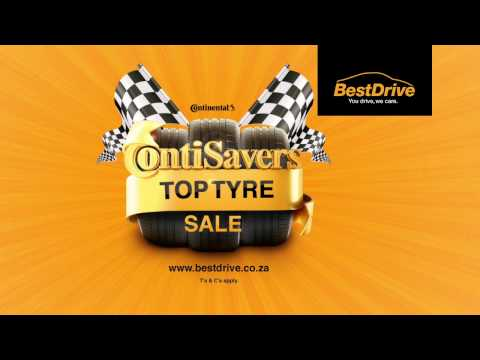 Get great prices at the ContiSavers Top Tyre Sale
