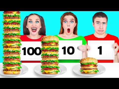 100 ĂN LỚP THÁCH THỨC #2 Multi DO Challenge