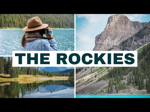 Canadian Rockies Travel Guide | Canada's Most Beautiful Place To Visit