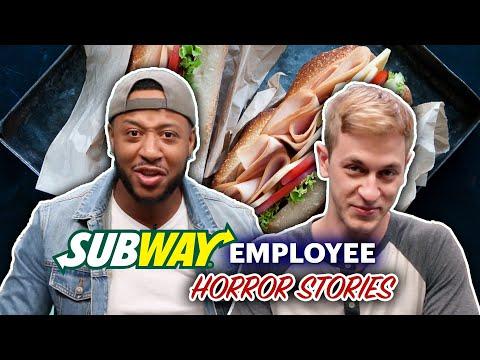 Subway Employee Horror Stories