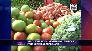 Aproleche pide al Gobierno planificar producción agropecuaria