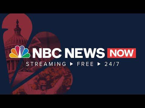LIVE: NBC News NOW - July 27
