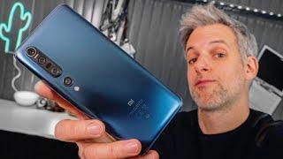 vidéo test Xiaomi Mi 10 Pro par Monsieur GRrr
