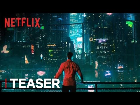 connectYoutube - Altered Carbon | Teaser | Netflix
