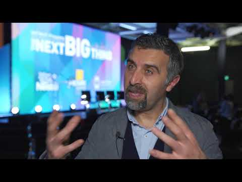 Gerardo Mazzeo, Nestlé judges The Next Big Thing at ad:tech London 2017