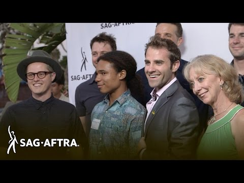 SAG-AFTRA NextGen Summer Celebration with NewFilmmakers LA and host Lucas Grabeel