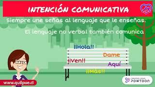 Estimulación Temprana de la Comunicación