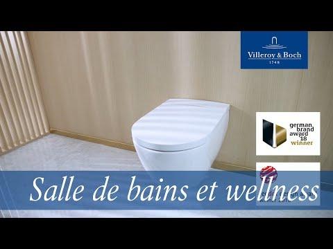 Toujours un sentiment de propreté - le WC douche ViClean-I 100 | Villeroy & Boch