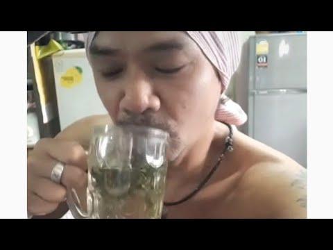 ดื่มชาฟ้าทลายโจรเมื่อมีอาการไข
