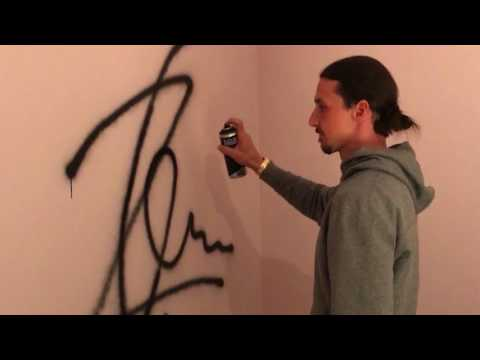 Zlatan@Work - Redecorating