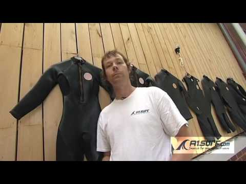 Nineplus Wetsuit 6/5/4 from A1Surf.com
