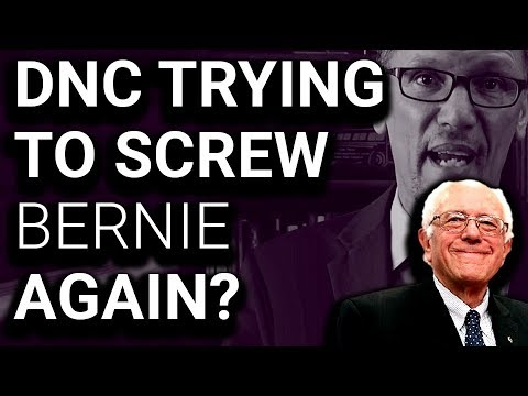 Is the DNC Trying to Screw Bernie With New Rule?
