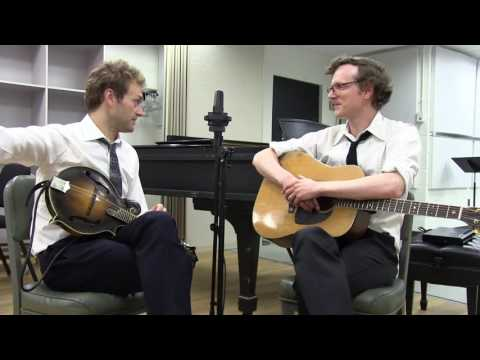 Michael Daves Interviews Chris Thile: Part 1