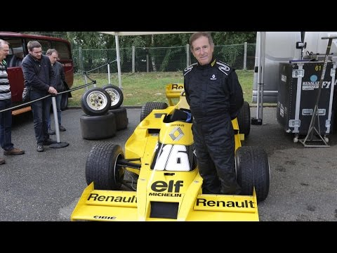 The Renault F1 saga by Jean Ragnotti // La saga Renault F1 racontée par Jean Ragnotti