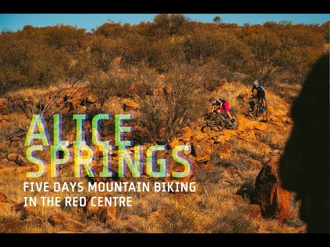 Alice Springs: Five Days on the Bike in the Red Centre - part 2