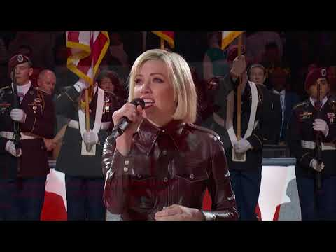 Carly Rae Jepsen Sings The Canadian National Anthem   2019 NBA All-Star