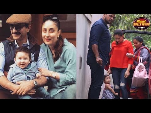 Taimur Enjoys His First International Vacation | Misha Spotted With Mira| Bollywood News
