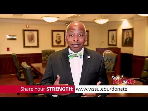 WSSU Day of Giving | December 1, 2020