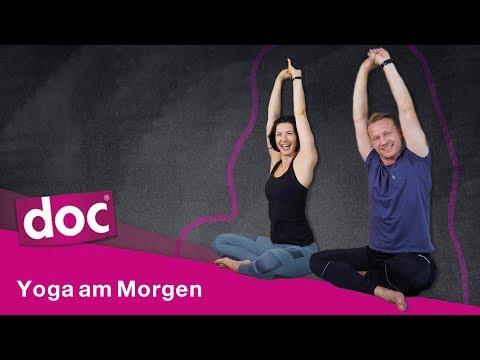 Yoga Morgenroutine | doc Alltagsexperten