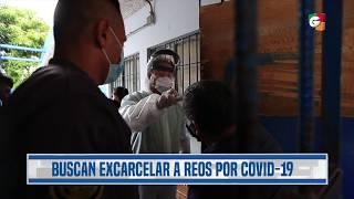 Coronavirus: Organismo Judicial propondrá liberar a reos vulnerables a esta enfermedad