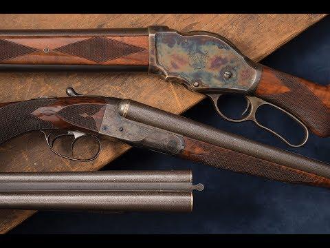 Colt & Winchester Shotguns