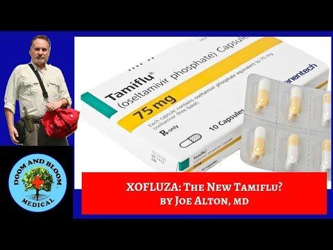 Xofluza: A New 1 Dose Tamiflu Alternative for Influenza Treatment