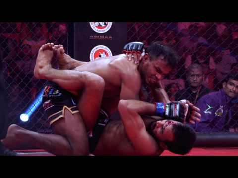Kantharaj Agasa | Best Submission Victory | Team Sher-E-Punjab | Super Fight League