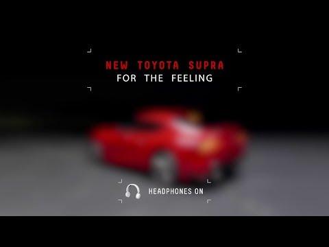 The Sound of Supra | Toyota Supra