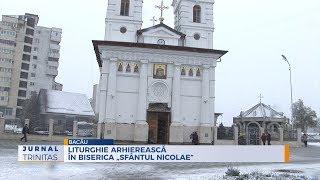 "Liturghie arhiereasca in Biserica ""Sfantul Nicolae"""